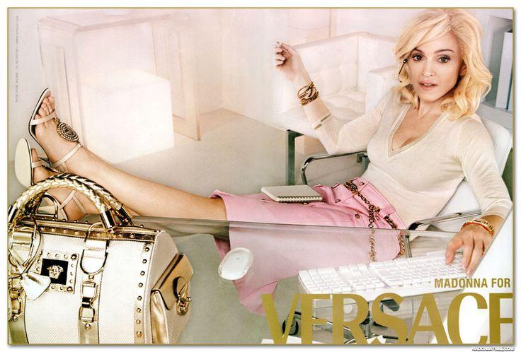 Картинки по запросу versace advertising
