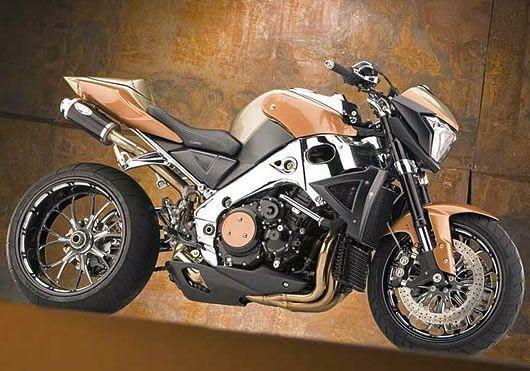 #Suzuki B-King 2012