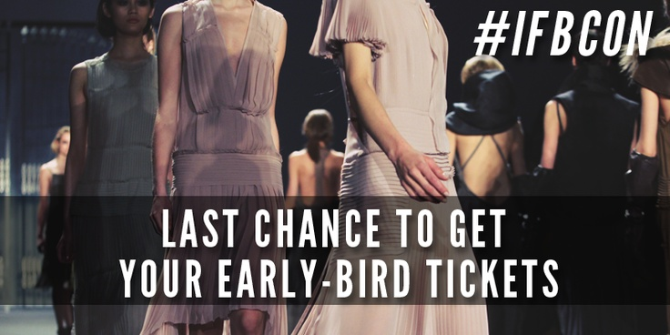 Last Day! Don't miss out on Early-Bird tickets!: Ears Birds Tickets, Early Birds Tickets