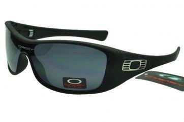 Cheap Oakley Antix Black Frame Darkgrey Lens Sunglasses
