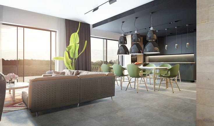 Les 25 meilleures id es concernant faux plafond cuisine - Faux plafond cuisine ouverte ...