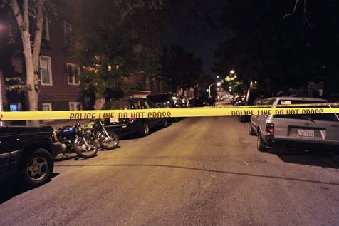 murders in chicago over memorial day weekend