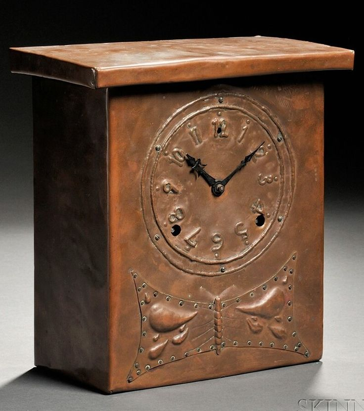 78 Best Arts And Crafts Movement Clocks Images On