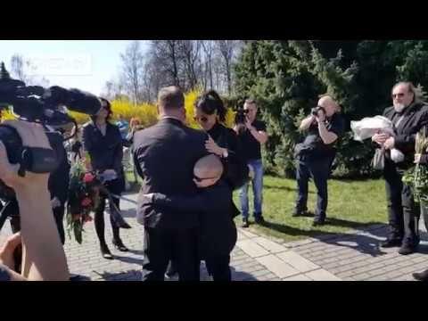Věra Špinarová pohřeb 1.4. 2017 Ostrava
