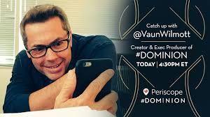 Imagini pentru dominion tv series vaun wilmott