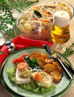 Das Rezept für Sauerfleisch in Aspik und weitere kostenlose Rezepte auf LECKER.de