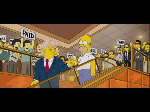 The Donald Trump Escalator Videos Have Inaccuracy (Read Comments For Clarification) - YouTube