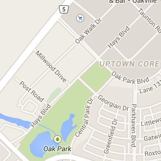 Oakville Uptown Core Restaurants #UptownCore Oakville #UptownOakville