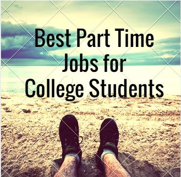 best jobs for a college student