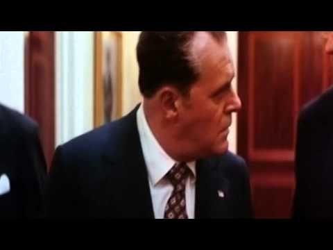 "Oliver Stone's film, ""Nixon"", 1995."