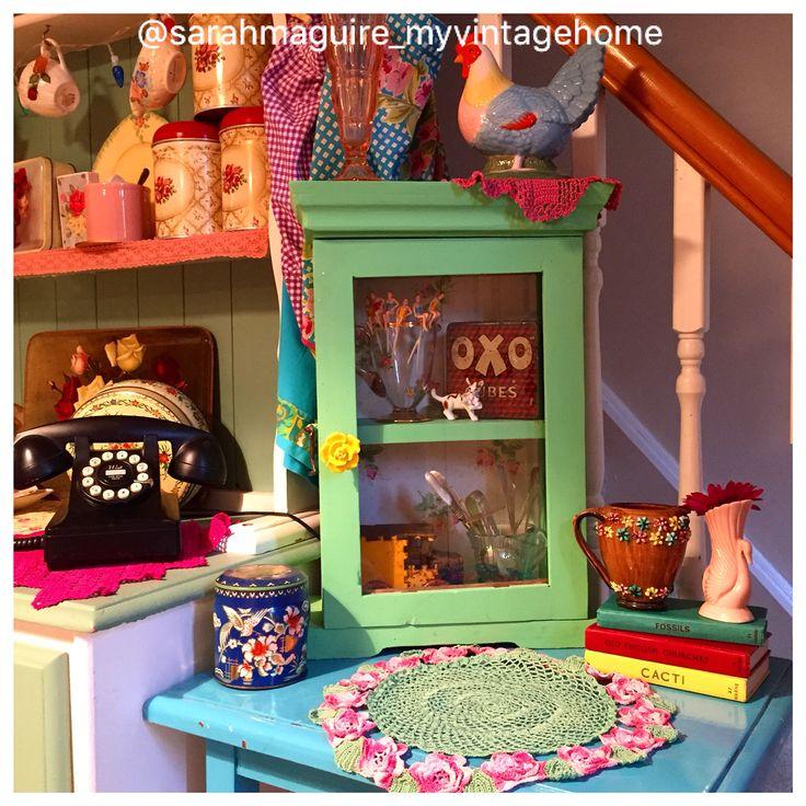 Best 3473 Vintage Home images on Pinterest   Vintage kitchen, Sweet ...