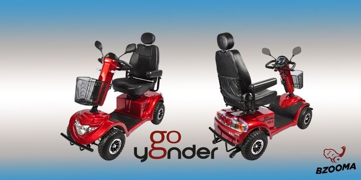 Bzooma 'R8S' When mobility challenges you, there is a low cost solution that will liberate you to go where ever you wish.