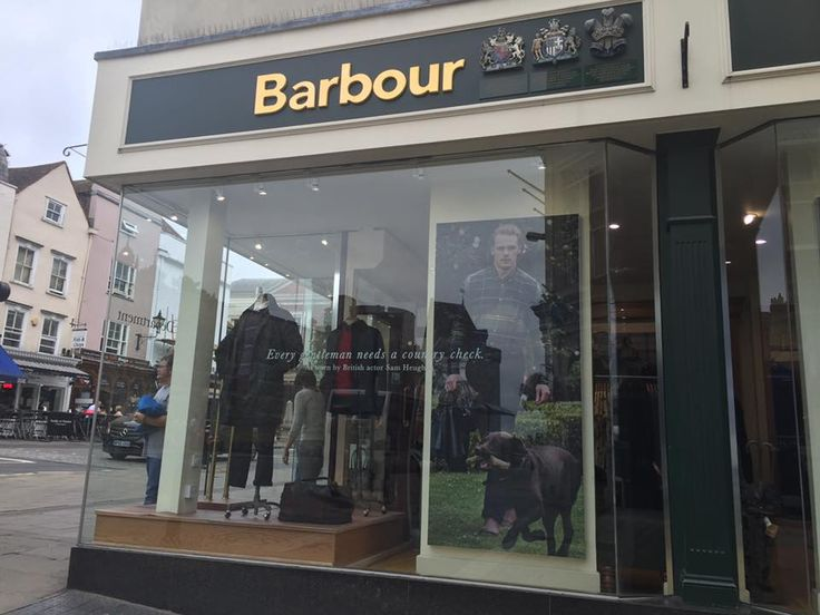 barbour outlet maine