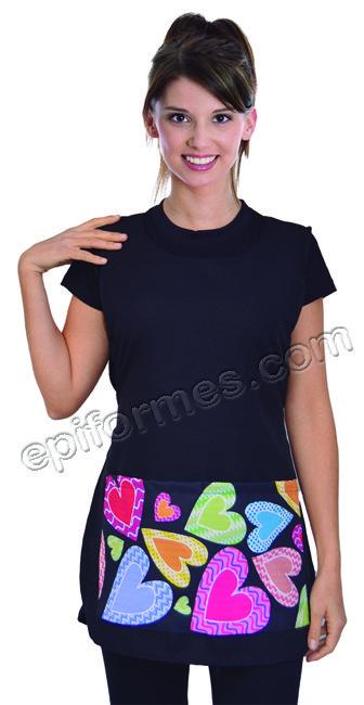 Estola de talla única confeccionada en 100% poliester.  Al ser de talla única la hace una prenda ideal para adaptarse a cualquier tipo de cuerpo según modelo, se enfunda por la cabeza y se ata de atrás hacia adelante y de adelante hacia detras. Es de secado rápido y no necesita lancha - See more at: http://www.epiformes.com/ropa-maestra/batas-maestra/estolas-maestra?product_id=5039#sthash.8xRfJ9TM.dpuf
