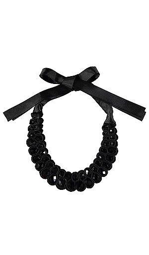 Ribbon Necklace #kaleidoscope #jewellery