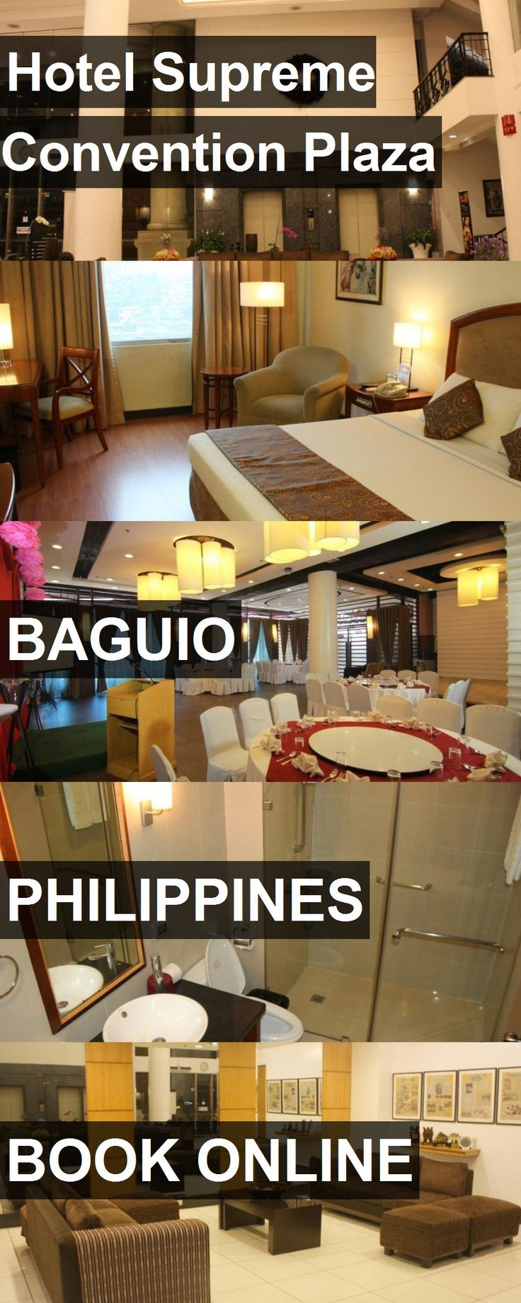 Hotel Hotel Supreme Convention Plaza in Baguio, Philippines. For more information, photos, reviews and best prices please follow the link. #Philippines #Baguio #HotelSupremeConventionPlaza #hotel #travel #vacation