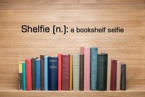because pictures of books are SOOOO much more interesting than pictures of me :)