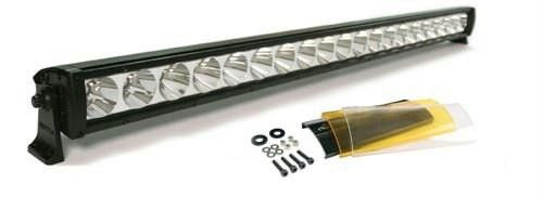 Wurton Off Road 36 inch Black 10W High-Power 20 LED Light Bar