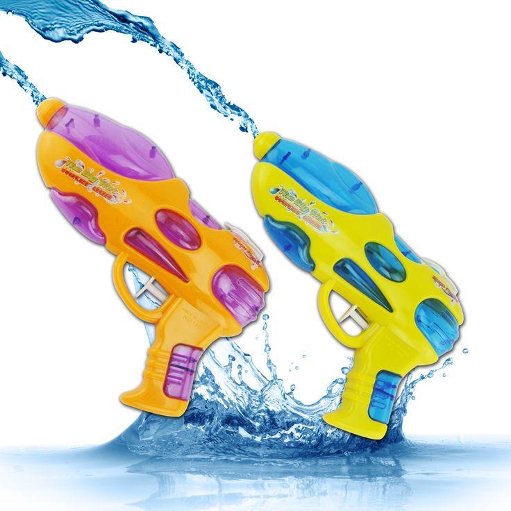 Long Range!Air Pressure Water Gun Pistol 22cm*14cm Outdoor Summer Beach Swimming Toys Essential Weapon Kids Toys #Affiliate