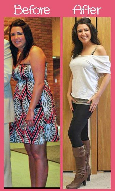 Shanon C. after only a few months on Plexus Slim and ProBio5. She looks FAB! www.tryplexusnow.com