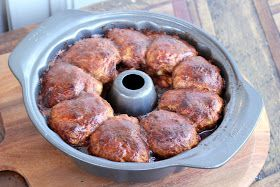 Maria's Nutritious and Delicious Journal: Monkey Bread and What is Xylem Sap?