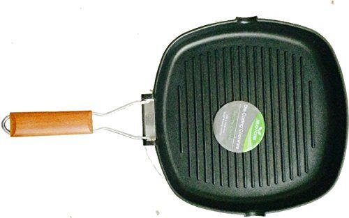Deluxe Quality Non-Stick Heavy Guage 28CM Square Grill Pan With Deluxe Wooden Handle Verdi http://www.amazon.co.uk/dp/B016WYMS0M/ref=cm_sw_r_pi_dp_CE8lwb0DAKEA7