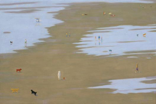Rob Diebboll : Oil Paintings - Early Spring - oil on linen - 24 x 36