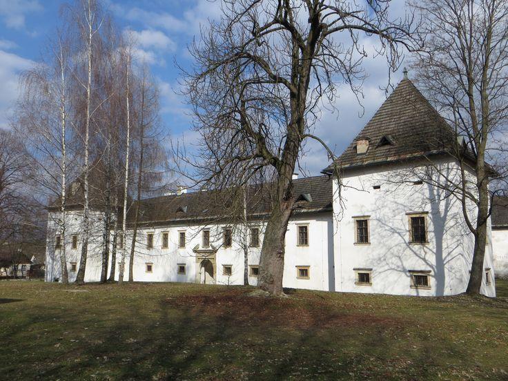 Kaštieľ v Trebostove
