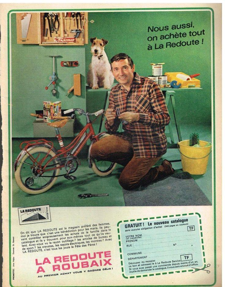 Publicité Advertising 1965 LA Redoute À Roubaix | eBay