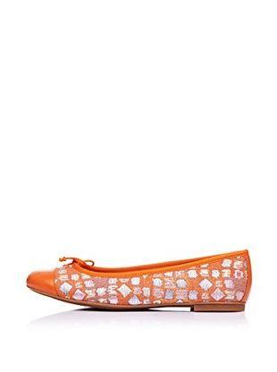 BISUE Bailarinas Lazo (Naranja)