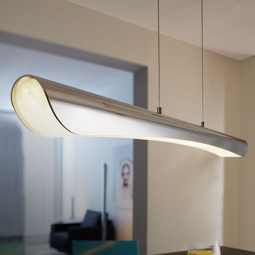 Pendant lamp / contemporary / aluminium / LED ART 1LMP WOFI Leuchten Wortmann & Filz