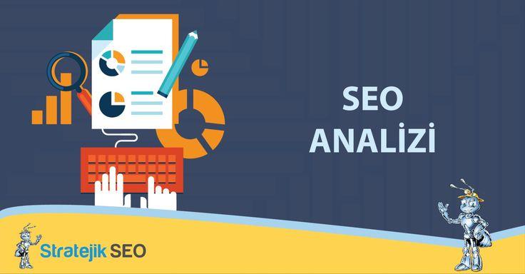 Google ' da, tüm çabalarınıza rağmen üst sıralara taşınamıyor musunuz? #Seo analizi ile eksikliklerinizi öğrenin !  Ücretsiz olarak sunduğumuz SEO Analiz hizmetimizde onlarca kritere göre sitenizin SEO değerlerini inceleyebilirsiniz. Hedeflediğiniz konuma ulaşabilmek için yapılması gereken SEO çalışmalarını ve SEO'ya dair eksikliklerini Ücretsiz SEO Analizi ile tespit edebilirsiniz.