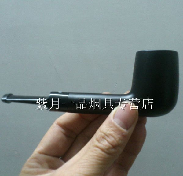 Черное дерево трубы, станок для гибки резаного табака трубы, ручной работы курение комплект, с 9 мм фильтр 679 плюс кольцо