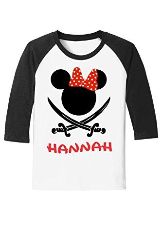 """#Pirate #Minnie - #Disney #Cruise - #Pirate #Night #Tee - With #Personalization #Option Sizing (length x width): 25.5"""" x 18.5"""" preshrunk 100% cotton jersey knit; 5.3 oz missy contoured silhouette with side seams https://travel.boutiquecloset.com/product/pirate-minnie-disney-cruise-pirate-night-tee-with-personalization-option/"""