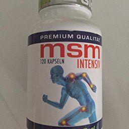 Amazon.de:Kundenrezensionen: MSM Kapseln Intensiv | 1.600 mg Organischer Schwefel Pulver pro Tagesdosis | 120 Vegane Kapseln Ohne Magnesiumstearate | Nahrungsergänzung von GloryFeel