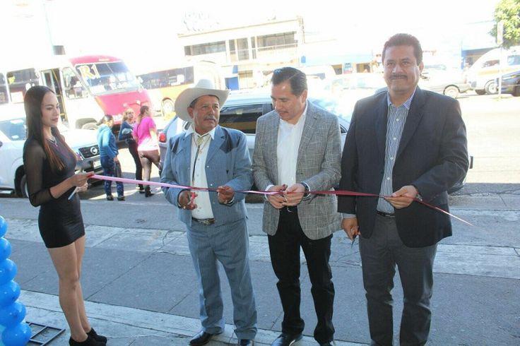 Este viernes se inauguró en Morelia la Casa de Empeño El Amanecer; el día de hoy habrá regalos al empeñar y descuentos en artículos de venta – Morelia, Michoacán, 17 ...
