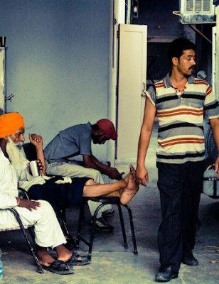 Terranigma: Amritsar, Punjab, Intia