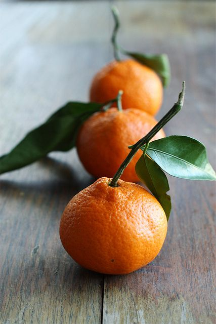 pinterest.com/fra411 #food #photography - Mandarins by snehroy, via Flickr