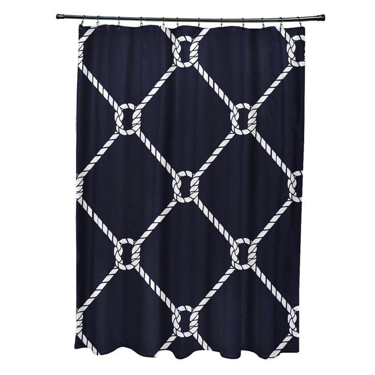 Red And Navy Shower Curtain. Beachcrest Home Bridgeport Geometric Mesh Shower Curtain Color  Navy Blue 78 best shower curtain images on Pinterest Fabric