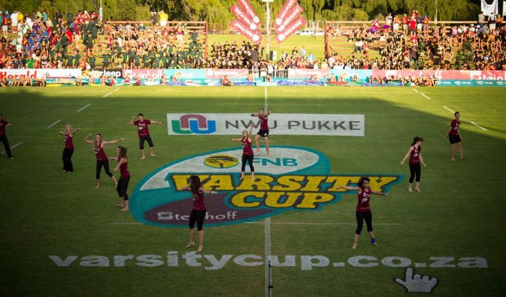 Varsity Cup performance on Super Sport television
