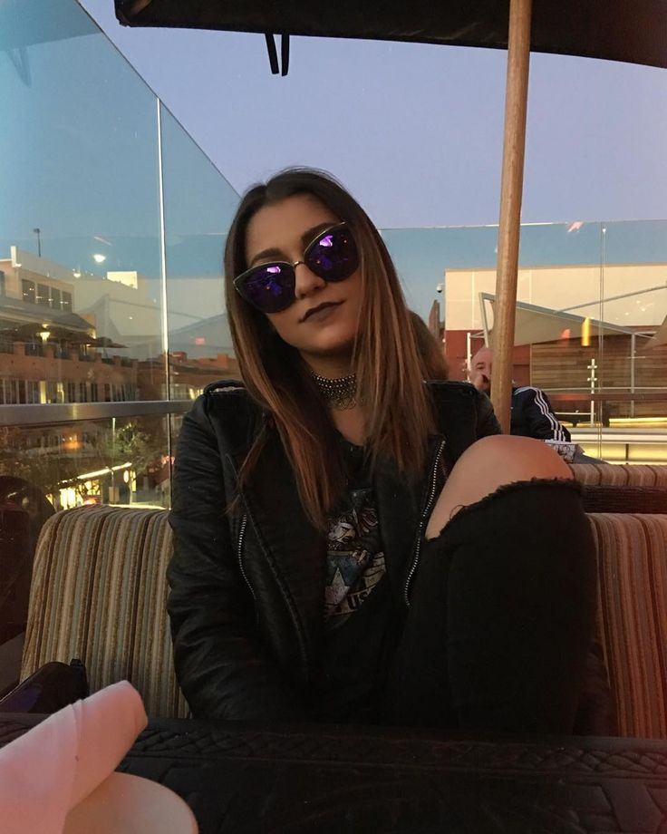 """((FC: Andrea Russet)) """"H-Hey. I'm Andrea, I'm 18 and single."""" I look down. """"M-my little sister is Chrissy. I'm a youtuber, and an artist. Calum and I g-grew up together, and have been best friends since 1st grade."""" I say shyly and bite my lip."""