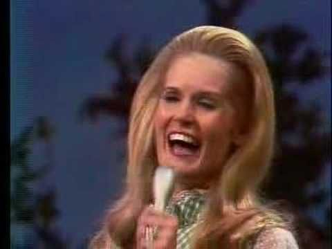 Lynn Anderson -- Rose Garden I couldn't help but post this... My Mom and Grandparents loved country,  this was part of the music genre of my childhood