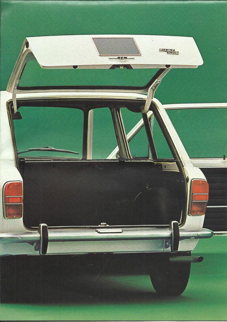 14 best Fiat 128 Familiare images on Pinterest   Fiat 128, Brochures ...