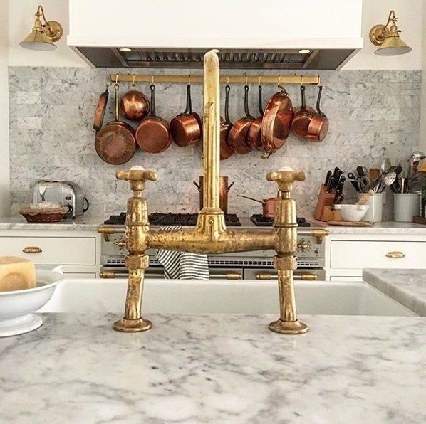 Waterworks On Instagram Yes Unlacquered Brass Will Age But In