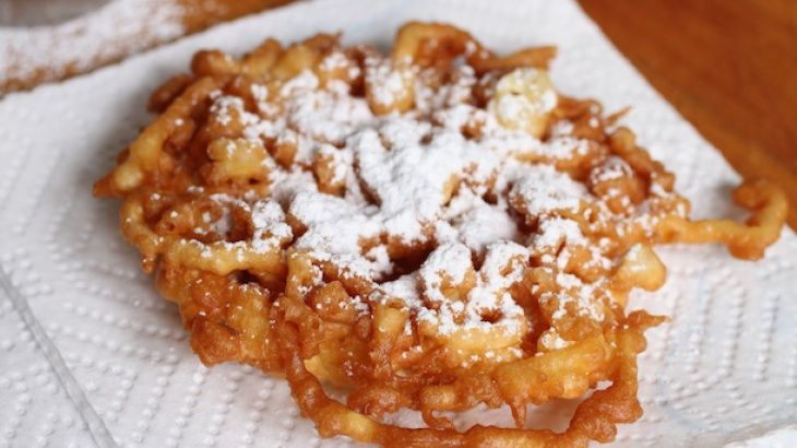 Gluten-Free Tuesday: Funnel Cakes | GF Snacks | Pinterest