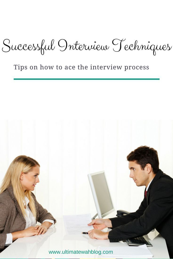 17 best images about work from home tips advice successful interview techniques to land the perfect job ultimate wah blog