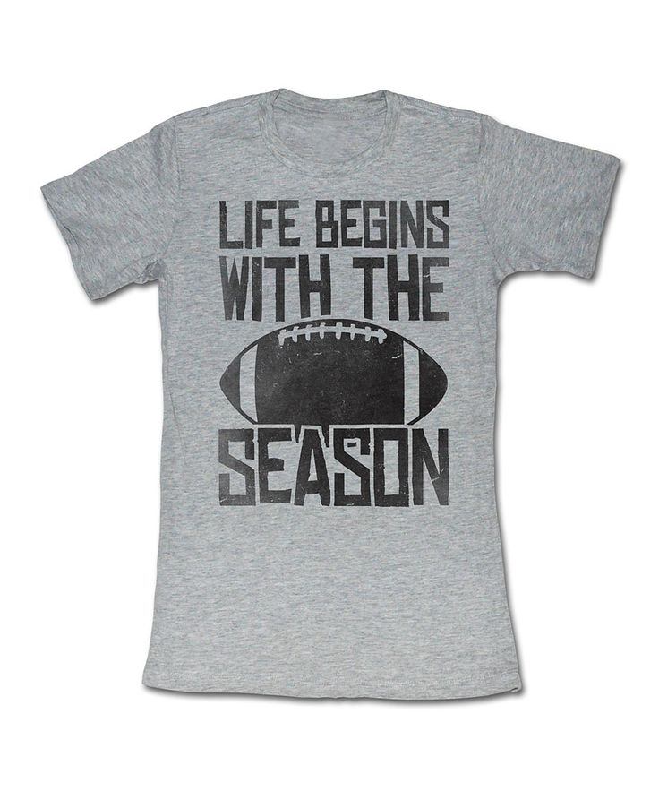 Life Begins With the Season