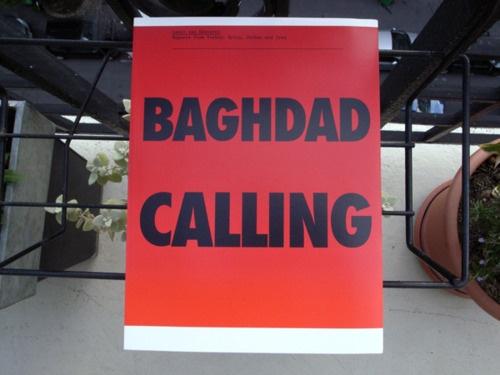 Geert van Kesteren - Bagdad Calling - 2008