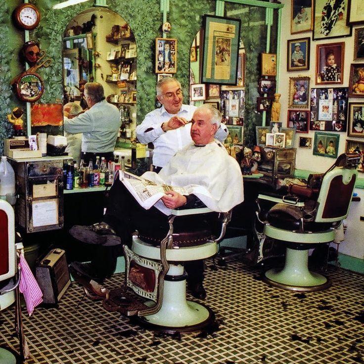 Barber In Italian : shop retro barber interior ????? ? google incredible barbershop ...