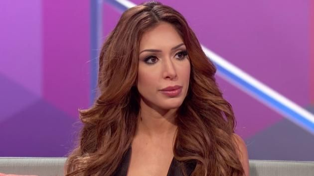Farrah Abraham: I Don't Sleep With Black Men, and I'm NOT Sorry For Lying About Rape!